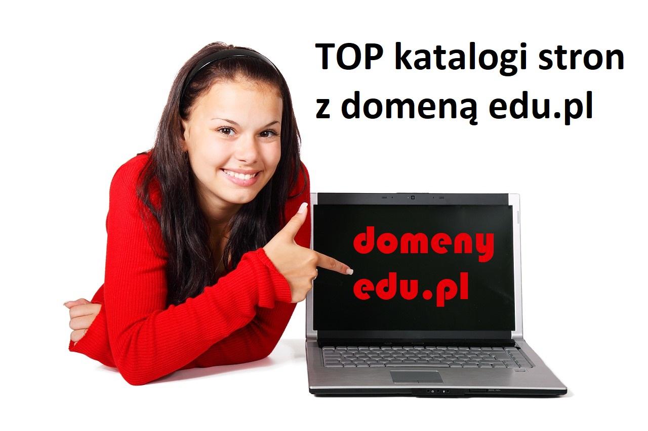 Katalogi stron z domeną edu – dodaj wpis